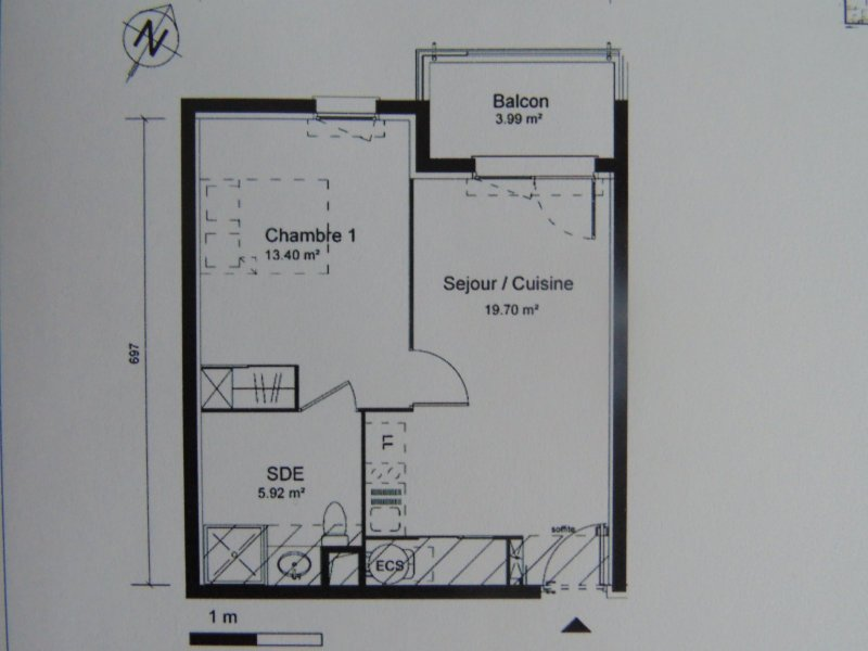 Image_1, Appartement, , ref :0442